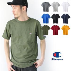 チャンピオン Tシャツ メンズ 半袖 新品 Champion 春 夏 春夏 C3-P300|protocol