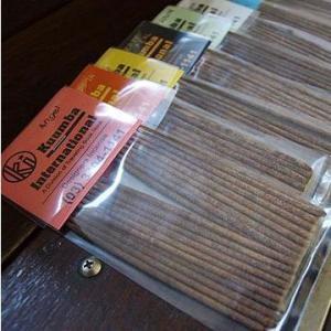 クンバ お香 取扱店 KUUMBA INTERNATIONAL クンバ インターナショナル incense MiniStick-1 芳香剤 ハッピー 甘い香り|protocol