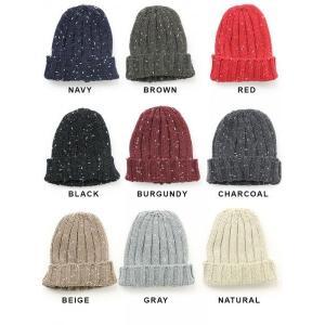 ニット帽 メンズ 冬 大きい 秋 帽子 レディース スノボ Pgeek スノー ミックス ワッチキャップ 秋冬 黒 白 グレー|protocol|06