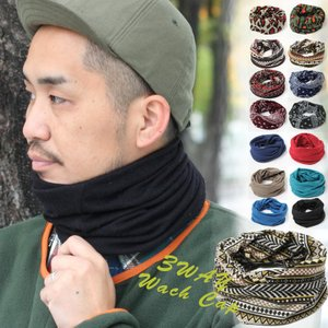 ニット帽 メンズ 冬 大きい 秋 帽子 3WAY レディース ワッチキャップ 大きいサイズ 大きい|protocol