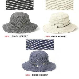 キャンプ 帽子 レディース メンズ  サファリハット ひも付き UV フェス 帽子 デニム アウトドア 大きい フェス 送料無料|protocol|08