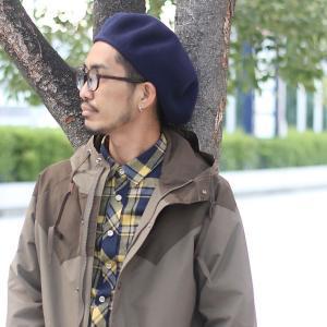ベレー帽 メンズ ミリタリー 大きいサイズ 帽子 ウール ベレー ニット帽 レディース|protocol|02