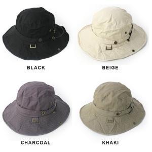 帽子 / BIG サイズ サファリハット / メンズ レディース ハット アウトドア 大きいサイズ 登山 つば 紫外線対策|protocol|02