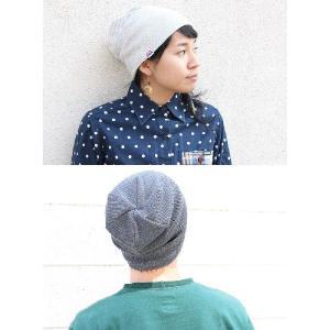 ニット帽 夏 メンズ 日本製 帽子 レディース プレミアム リバーシブル ワッフル ワッチキャップ フェス キャンプ|protocol|03