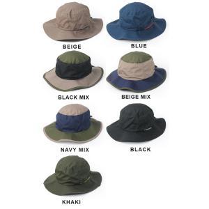 キャンプ 帽子 レディース 撥水 帽子 メンズ  レインハット サファリハット 大きめ フェス アウトドア 大きいサイズ 送料無料|protocol|02