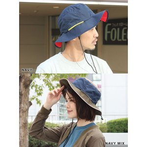 キャンプ 帽子 レディース 撥水 帽子 メンズ  レインハット サファリハット 大きめ フェス アウトドア 大きいサイズ 送料無料|protocol|08