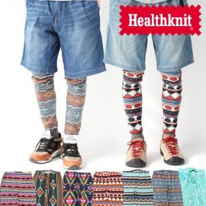 レギンス レディース メンズ ヘルス ニット Healthknit サーマルレギンス キャンプ 服 服装 レギンスパンツ美脚 protocol