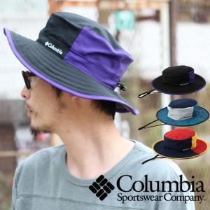 コロンビア 帽子 ハット columbia ボンバークレストピークパッカブルハット PU5043 / 送料無料|protocol