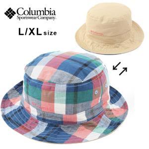 フェス 帽子 メンズ ブランド レディース Columbia コロンビア シッカモアバケット Sickamore Bucket PU5325 / 送料無料|protocol