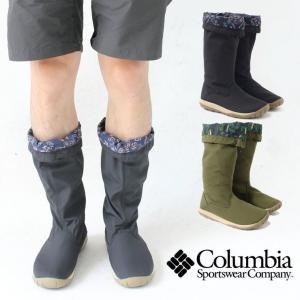 フェス 長靴 メンズ コロンビア レインブーツ メンズ Columbia アウトドア キャンプ 便利グッズ|protocol