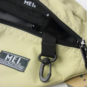 フェス バッグ ショルダー スポーティ MEI ショルダーバッグ メイ ボディーバッグ メンズ レディース ナイロン アウトドア キャンプ 送料無料|protocol|05