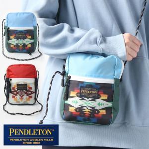 ペンドルトン バッグ ショルダーバッグ PENDLETON マルチカラー ポーチ / 送料無料|protocol