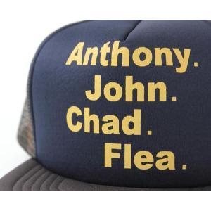 メッシュキャップ ロックプリント ANTHONY. / メンズ レディース 帽子 / ベースボールキャップ|protocol|02