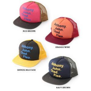 メッシュキャップ ロックプリント ANTHONY. / メンズ レディース 帽子 / ベースボールキャップ|protocol|04