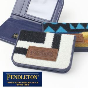 ペンドルトン パスケース PENDLETON PDW CARD CASE カードケース カード入れ パスケース|protocol