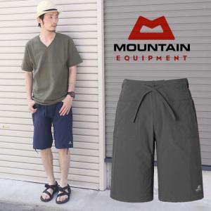 マウンテンイクイップメント パンツ MOUNTAIN EQUIPMENT JUDO HALF PANT ジュードー ハーフ パンツ 425410 メンズ|protocol