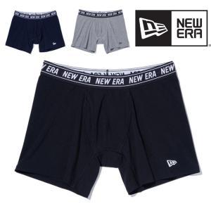 ボクサーパンツ メンズ ブランド ニューエラ NEW ERA メンズ アンダーウェア ボクサーパンツ ロング 春 夏 春夏 protocol