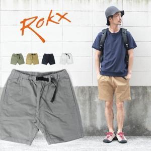 ロックス クライミングパンツ メンズ ROKX ロックス CLASSIC ROKX SHORT RXMS6109|protocol