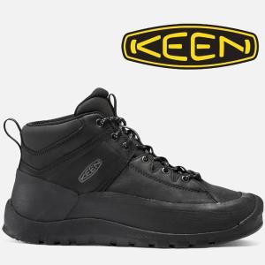 キャンプ 靴 メンズ レザー KEEN キーン シティズン リミテッド ウォータープルーフ 1015140 防水 フェス ブランド|protocol