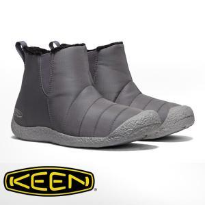 キーン ブーツ KEEN ハウザー ミッド MAGNET/STEEL GREY 1019621 / スノーブーツ ウィンターブーツ 男性 レインブーツ|protocol