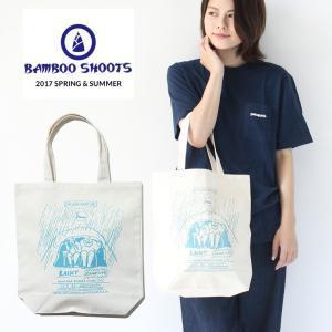 トートバッグ キャンパス メンズ BAMBOO SHOOTS バンブーシュート RAYNY CAMP TOTE BAG|protocol