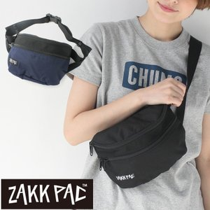 ザックパック ZAKKPAC HIP BAG ヒップバッグ ウエストバッグ ボディバッグ ショルダーバッグ メンズ レディース / ショルダーバッグ メンズ|protocol