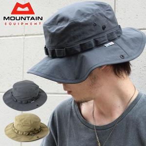 登山 帽子 メンズ  サファリハット MountainEquipment マウンテンイクイップメント|protocol