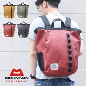 バックパック MOUNTAIN EQUIPMENT マウンテン イクイップメント WATERPROOF Lancher Pack リュック トートバッグ