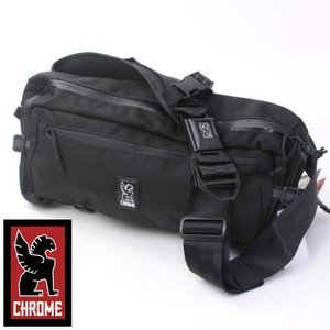 クローム CHROME KADET NYLON ALL BLACK BG196-ALLB / ショルダーバッグ メンズ|protocol