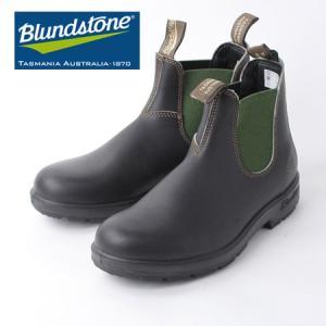 サイドゴアブーツ メンズ 本革 ブランドストーン BLUNDSTONE BS519 キャンプ 服装 protocol