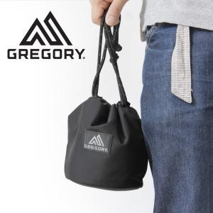 グレゴリー バッグ 巾着バッグ GREGORY チンチバッグ S キャンプ メンズ レディース ナイロン アウトドア フェス 野外フェス protocol
