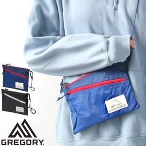 フェス サコッシュ メンズ バッグ ショルダー スポーティー グレゴリー GREGORY ブランド キャンプ 便利グッズ ファッション おしゃれ 小物|protocol