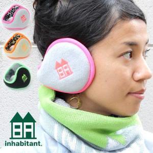 2点以上購入で送料無料対象商品 / イヤーマフ inhabitant インハビタント EAR WARM PAD イヤーウォーマー メンズ レディース 秋冬 アウトドア protocol