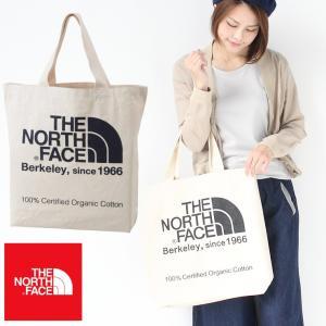 THE NORTH FACE ザ・ノースフェイス TNFオーガニックコットントート TNF ORGANIC COTTON TOTE|protocol