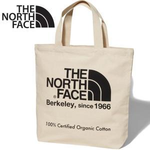 THE NORTH FACE ザ ノースフェイス TNF オーガニックコットントート TNF ORGANIC COTTON TOTE【ネコポス可】|protocol