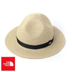 ノースフェイス 帽子 男女兼用 ベージュ ハット 麦わら帽子 THE NORTH FACE ウォッシャブル マウンテン ブレイドハット NN01914 / お一人様1点|protocol