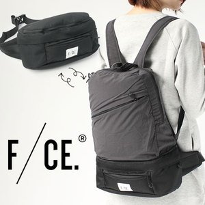 2017 2018 f/ce バックパック リュック エフシーイー A2WAY PACKABLE WAIST&DAY|protocol
