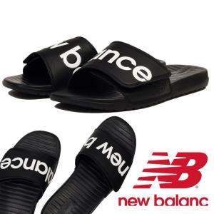 ニューバランス サンダル メンズ ブラック NEW BALANCE SDL230 BK シャワーサンダル|protocol