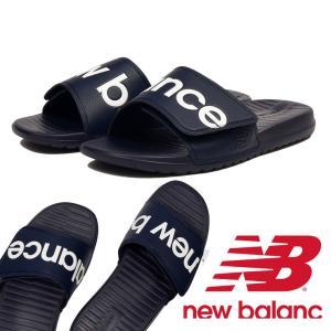 ニューバランス サンダル メンズ NEW BALANCE  SDL230 NVシャワーサンダル ネイビー|protocol