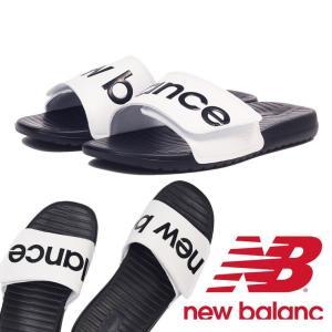 ニューバランス サンダル メンズ NEW BALANCE SDL230 WT シャワーサンダル ホワイト|protocol