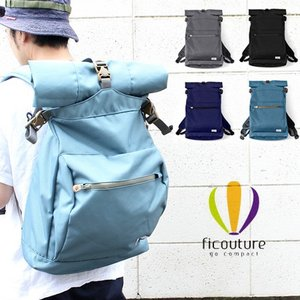 f/ce バッグ メンズ FICOUTURE フィクチュール ROLL TOP DAY PACK TC54|protocol
