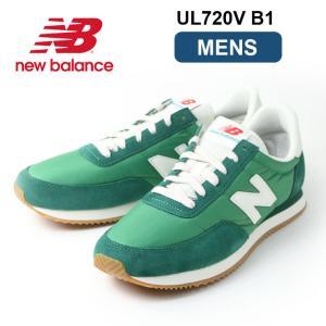 ニューバランス スニーカー メンズ UL720VB1D メンズ new balance スニーカー グリーン 26.5cm 27.0cm 27.5cm|protocol