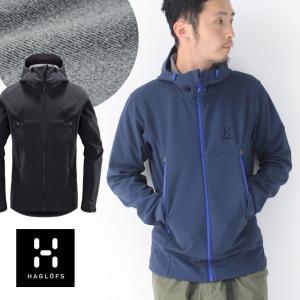 アウトドア フェス ファッション ホグロフス マウンテンパーカー メンズ HAGLOFS 604027 キャンプ ブランド おしゃれ|protocol