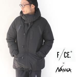 エフシーイー F/CE. × NANGA ナンガ N3B TYPE A JACKET N3-B ジャケット メンズ 秋冬 ダウン ブラック Mサイズ|protocol