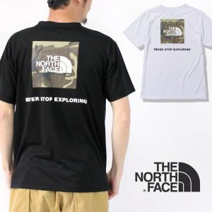 ノースフェイス tシャツ THE NORTH FACE ショートスリーブスクエアカモフラージュティー NT32158 Tシャツ 半袖 カモ|protocol