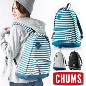 チャムス リュック スウェット ナイロン CHUMS CH60-0681|protocol