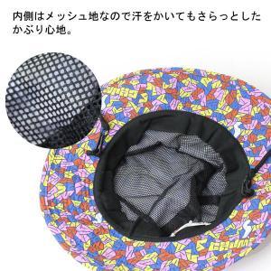 フェス アウトドア ハット メンズ メッシュ チャムス 帽子 CHUMS CH05-1156 レディース 登山 山登り 便利グッズ 送料無料|protocol|05