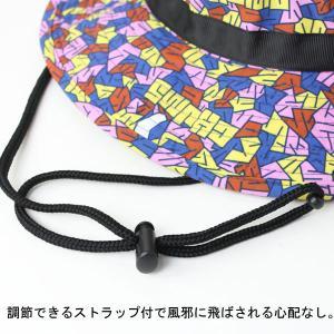 フェス アウトドア ハット メンズ メッシュ チャムス 帽子 CHUMS CH05-1156 レディース 登山 山登り 便利グッズ 送料無料|protocol|06