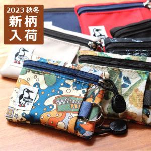 チャムス コインケース パスケース 小銭入れ 財布 CHUMS フェス 野外フェス 山ガール ファッション CH60-0856|protocol