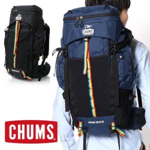 チャムス バッグ CHUMS スプリングデール35 II CH60-2215 リュック デイパック 35リットル 35L アウトドア フェス / 防災 リュック protocol